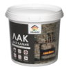 <p><strong>Wet look stone varnish </strong> is a decorative and protective durable polyurethane stone varnish. It has high wear resistance, high water-repellency and resistance to household dirt.</p>